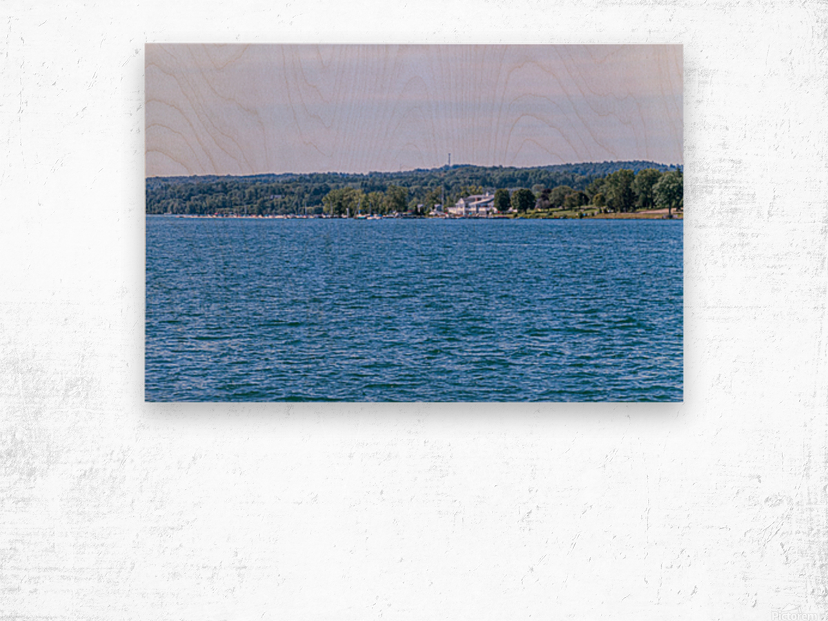 Skaneateles Lake 6 Wood print