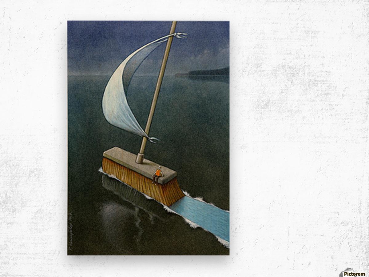PawelKuczynski50 Wood print