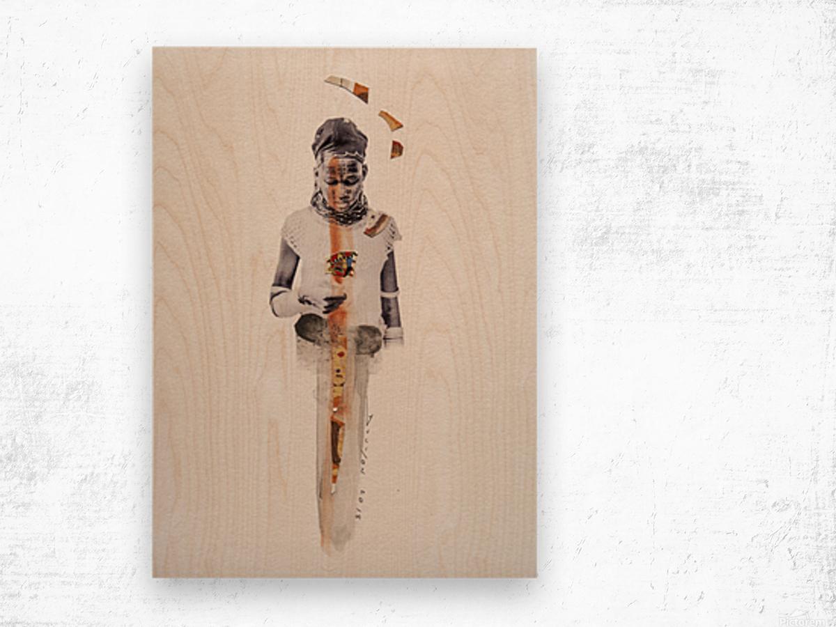 amazing grace1 Impression sur bois