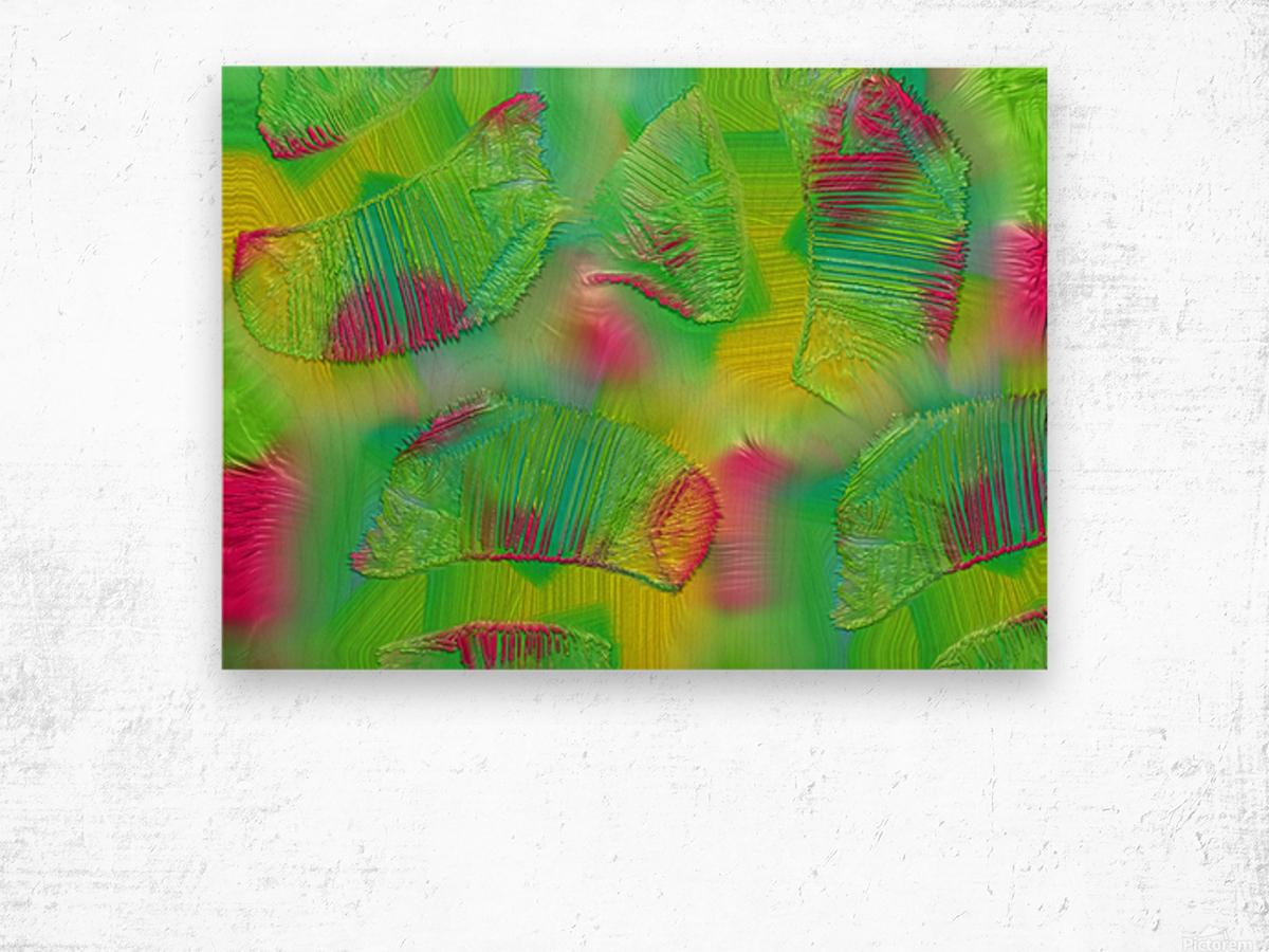 102 Wood print