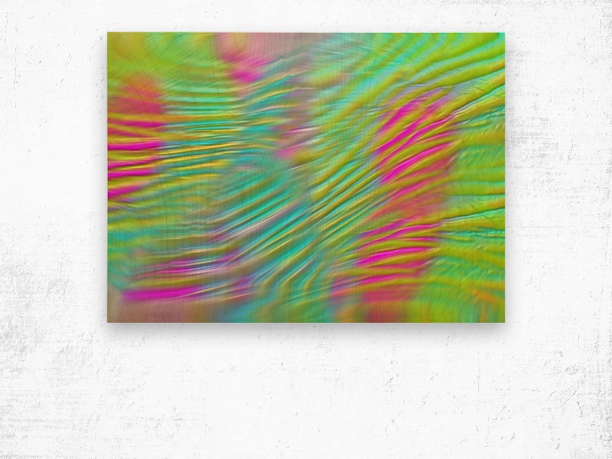 282 Wood print