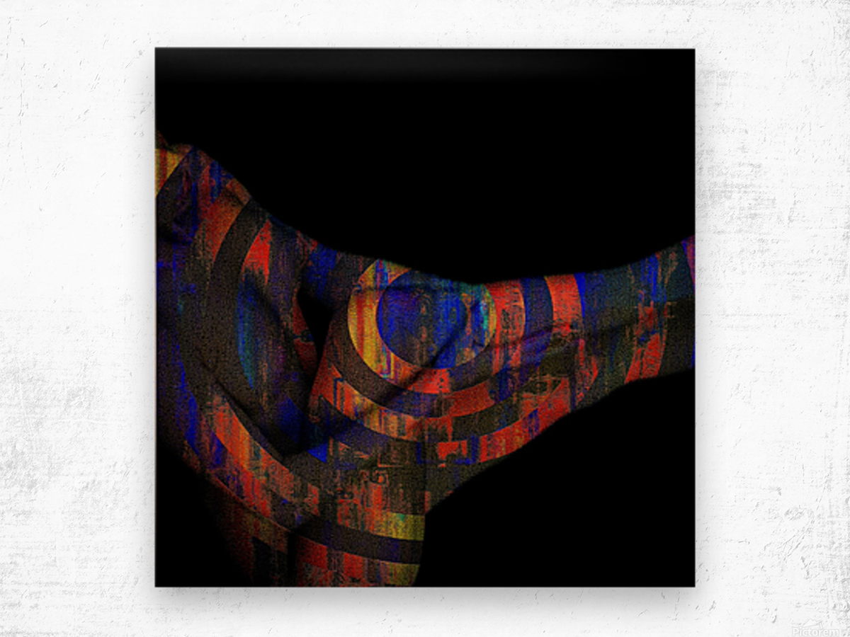 Body  Wood print