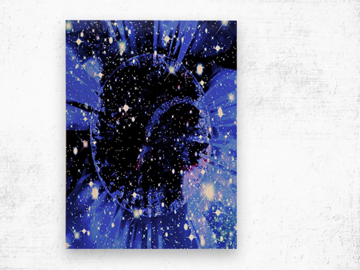 The Power of Colors Series 2 Wood print