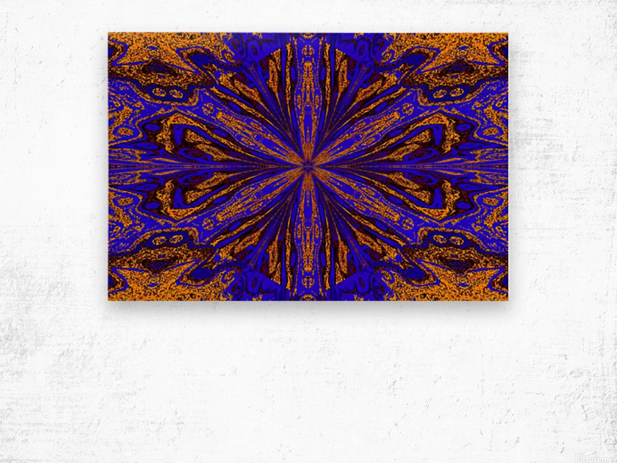 Wild Lillies 6 Wood print