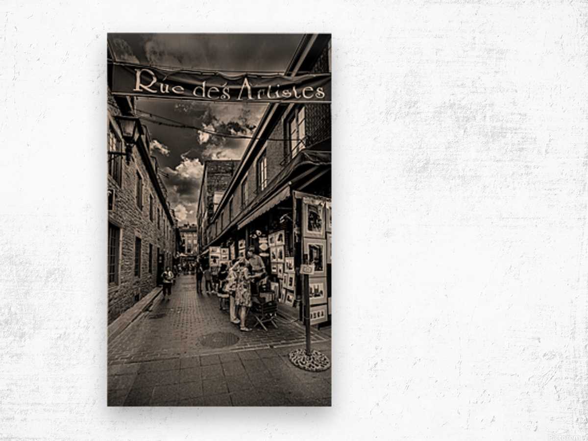 T_Goumas_110701_0029 Edit Wood print