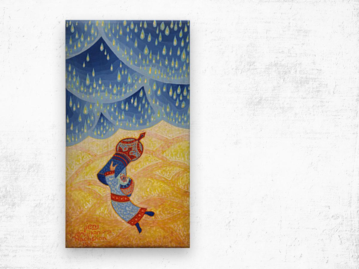 1993 03_1 Wood print