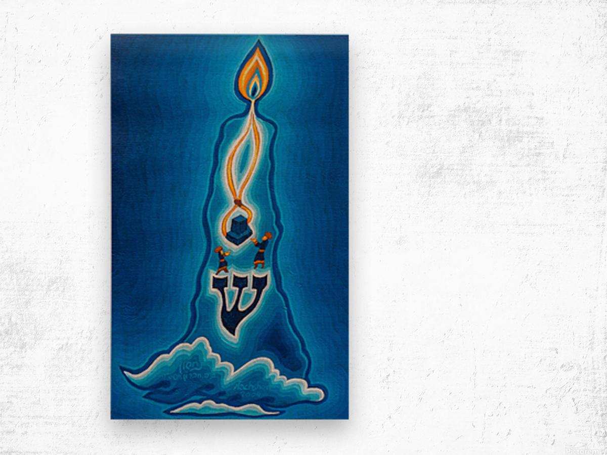 2004 02 Wood print