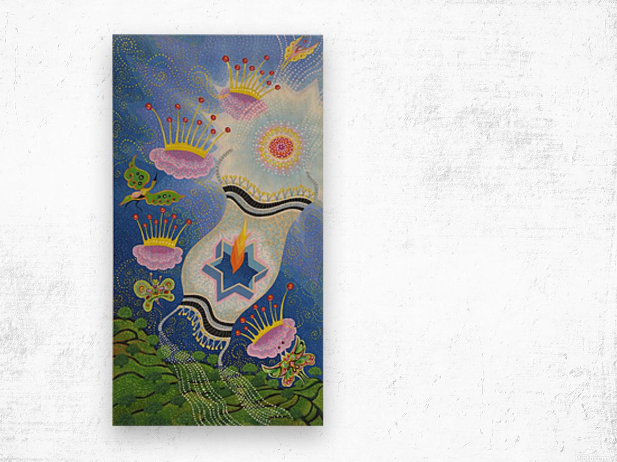 1989 017 Wood print