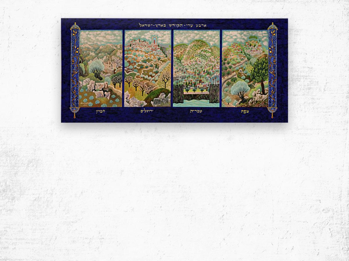 1993 012 Wood print