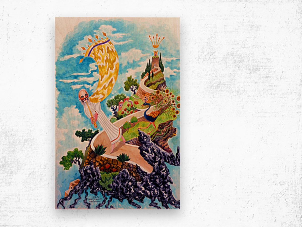 1989 014 Wood print
