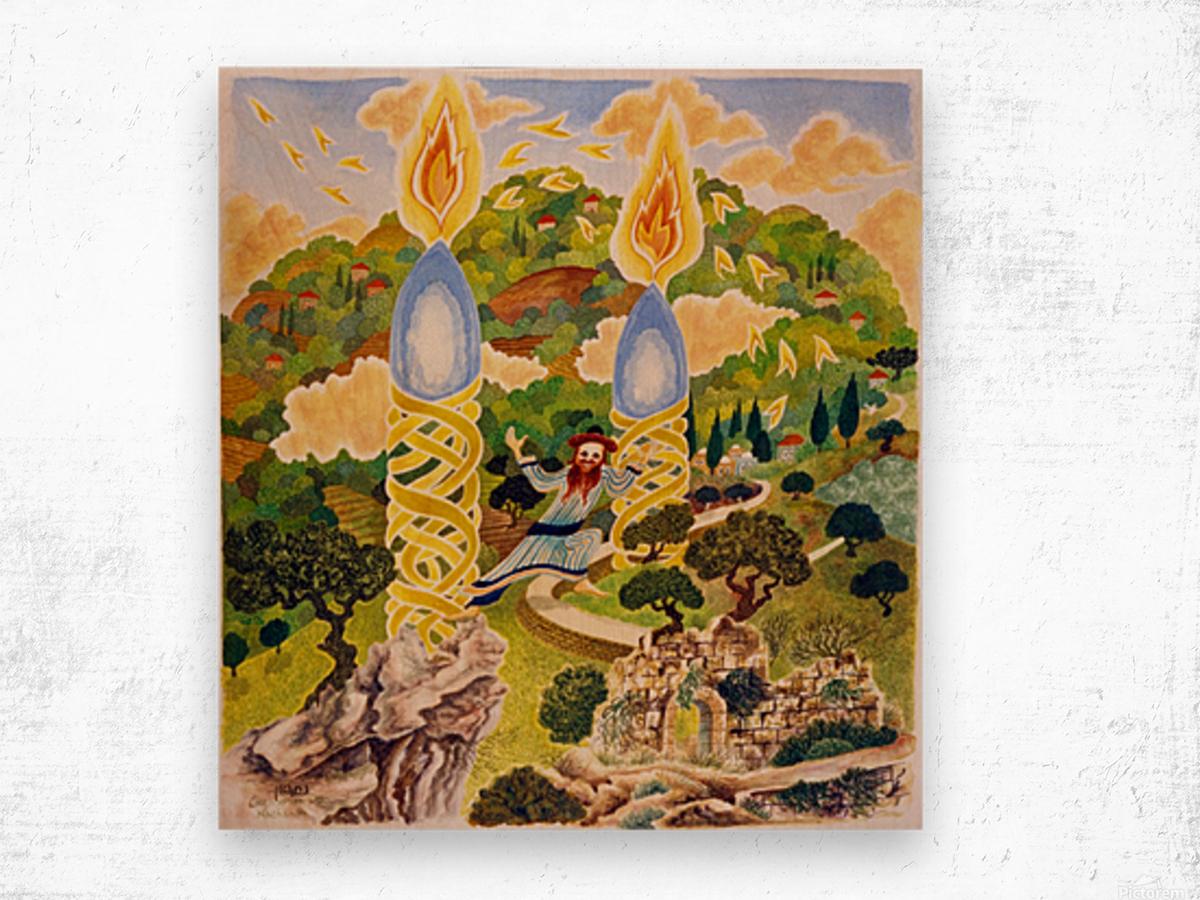 1989 023 Wood print