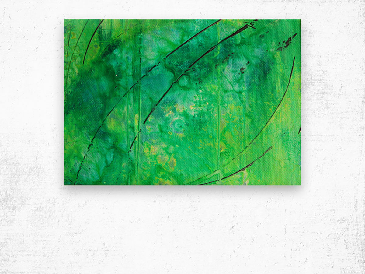 2020-2 Wood print
