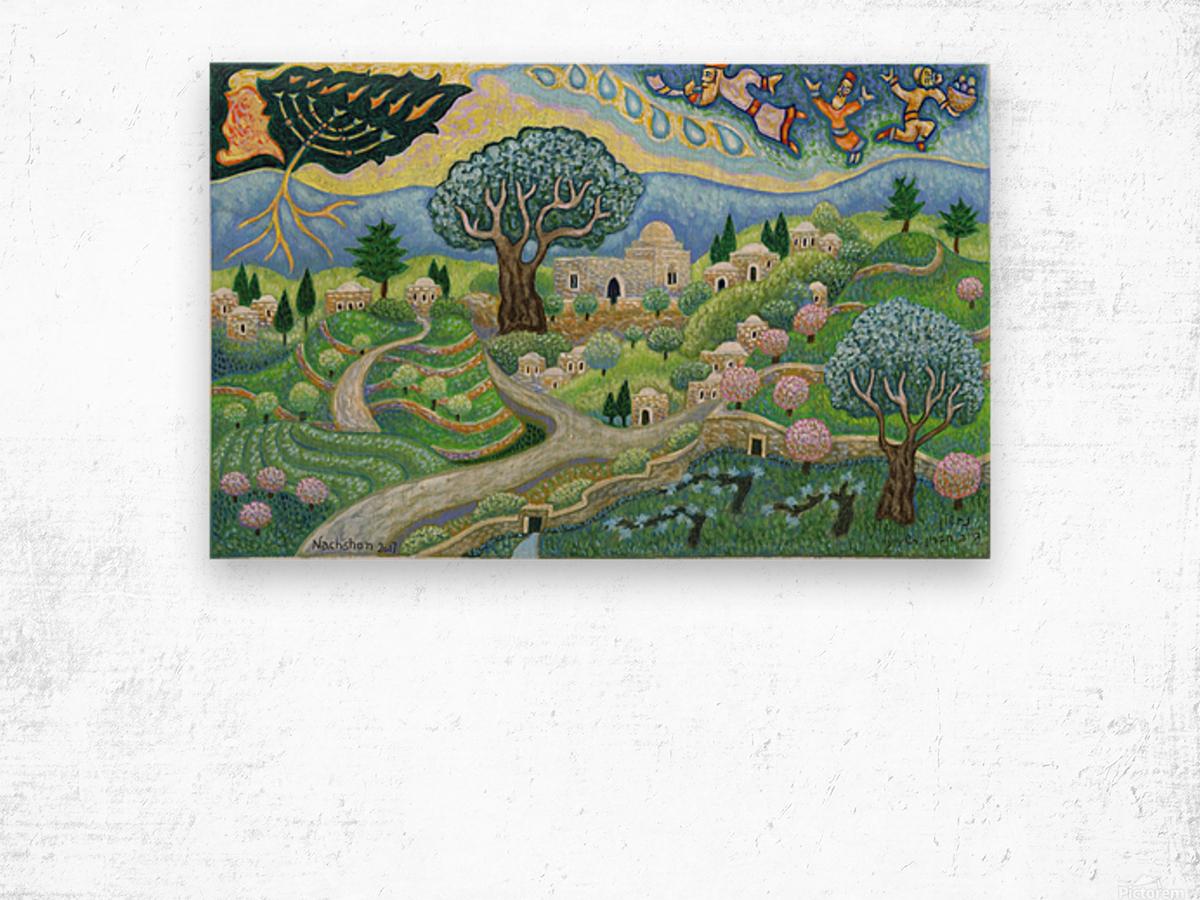 BNC2016-058 Wood print