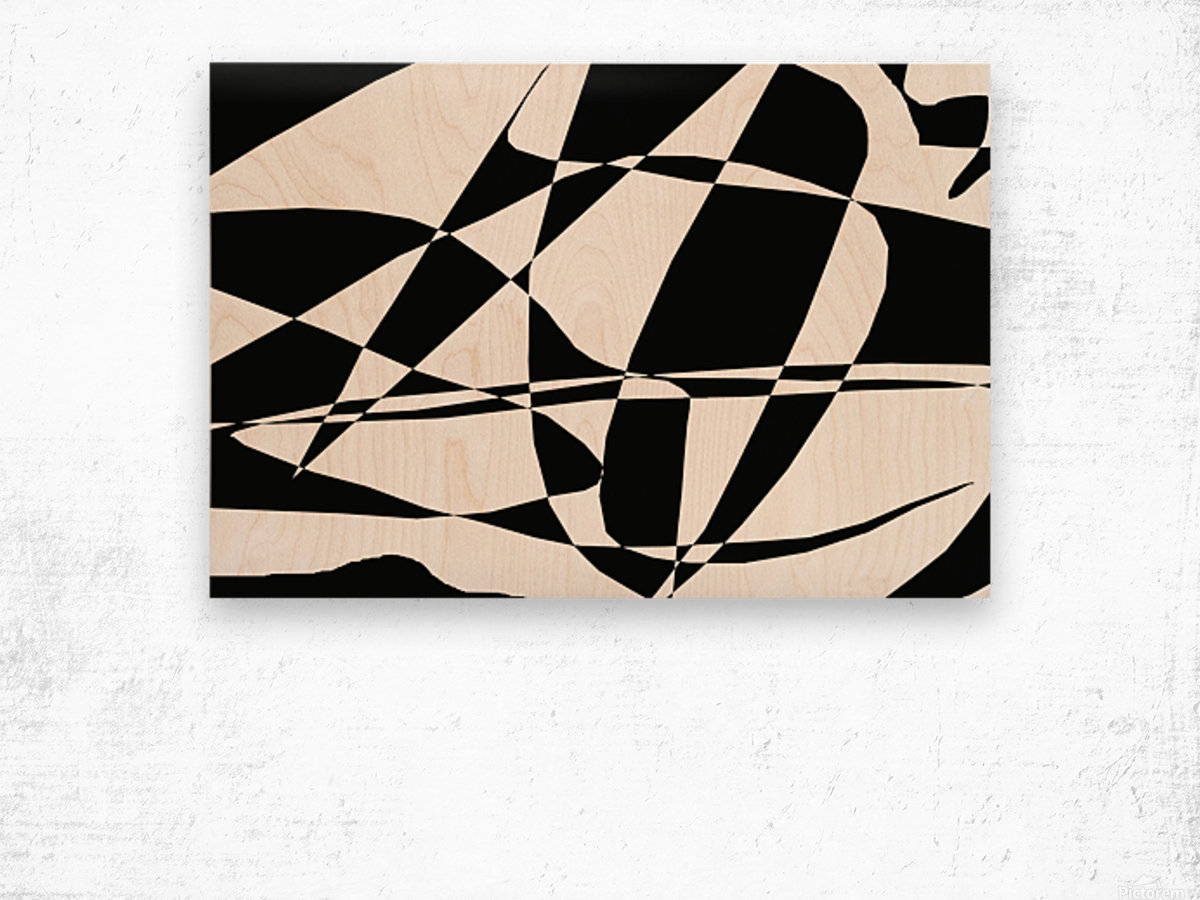 Syracuse Wood print