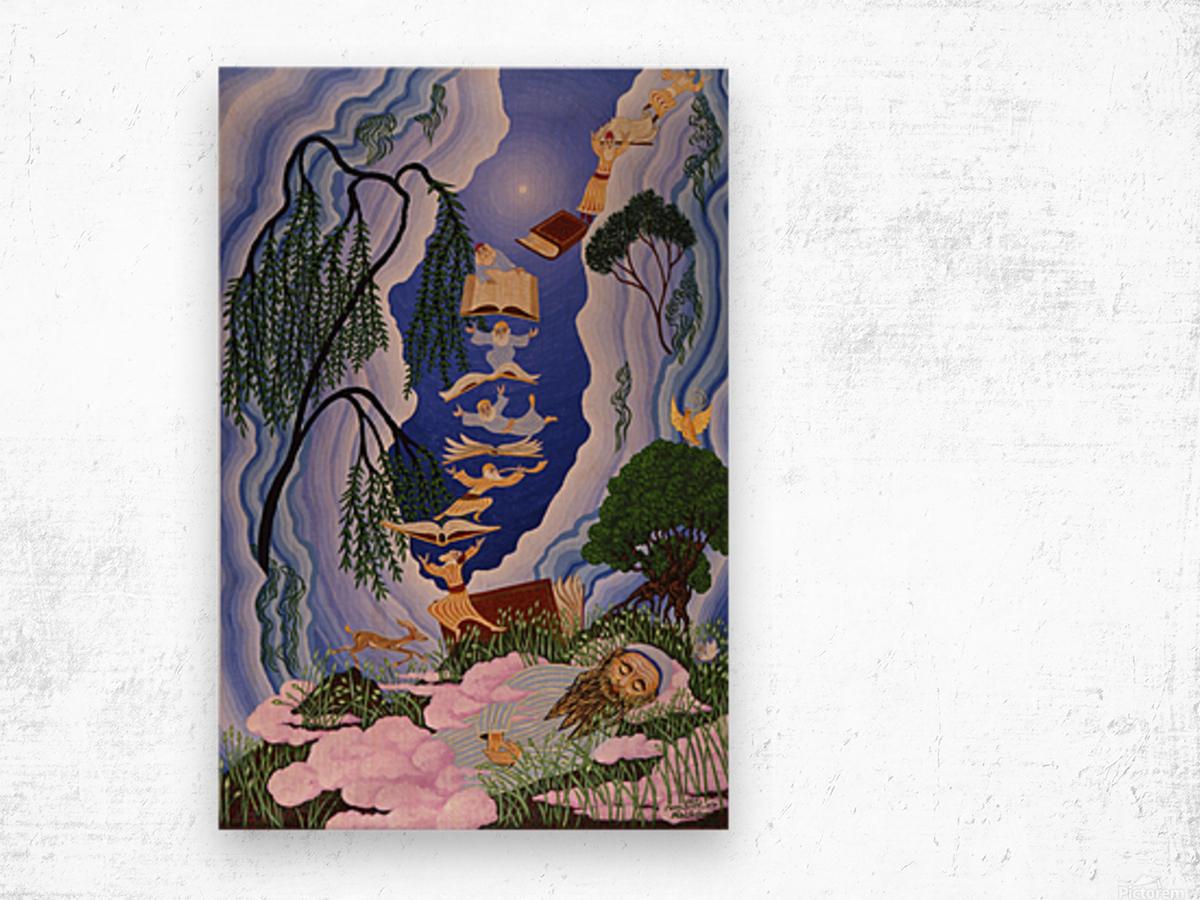 1986 019 Wood print