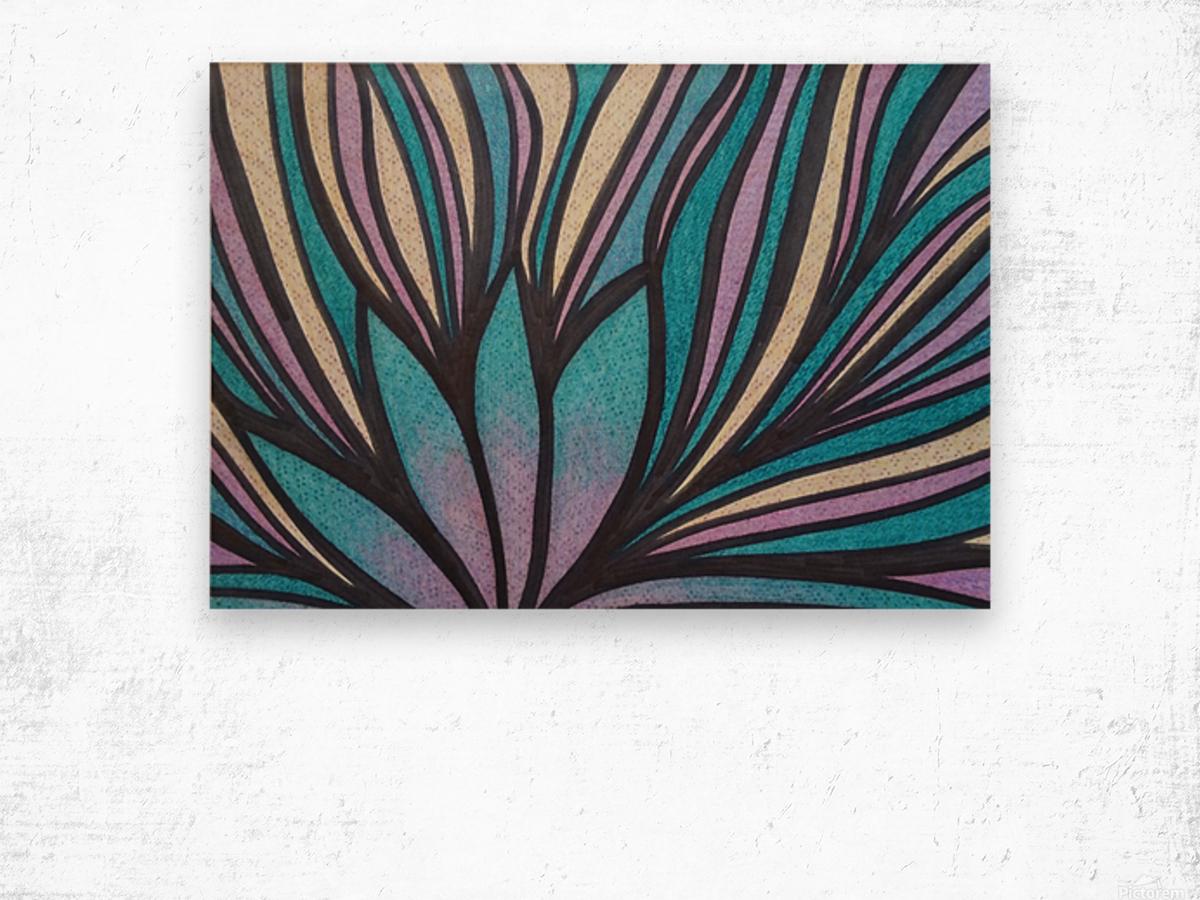 Bellewich  Wood print