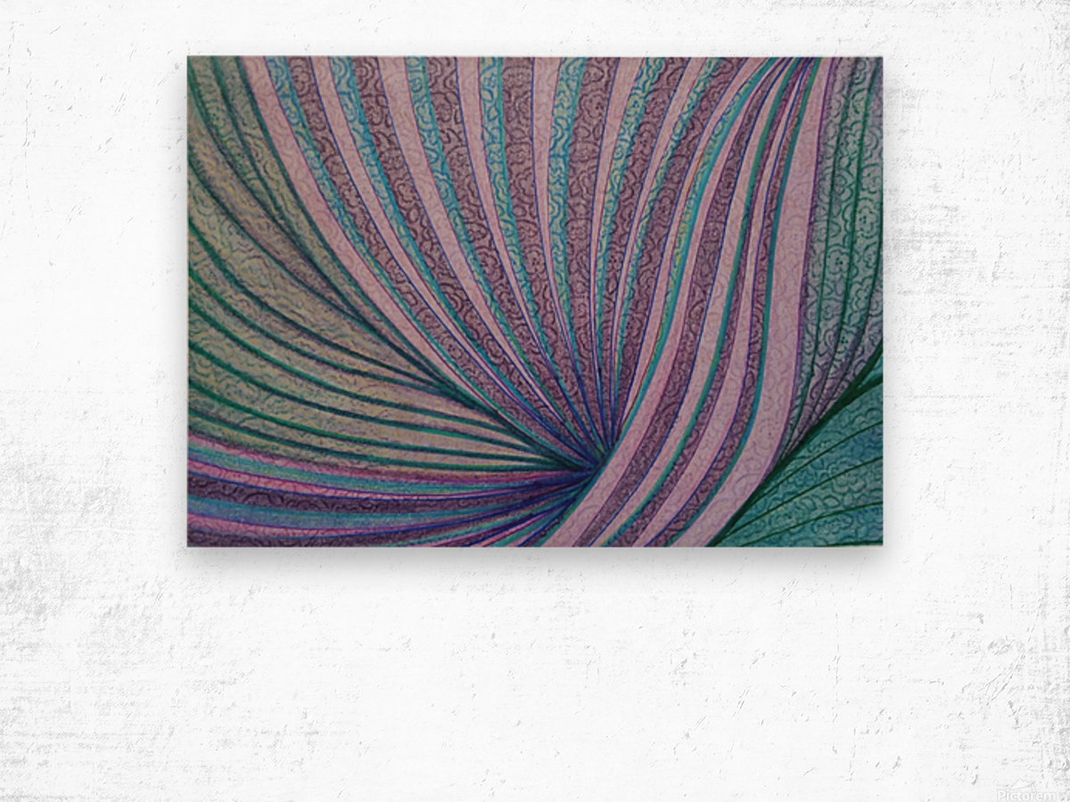 Undine Wood print