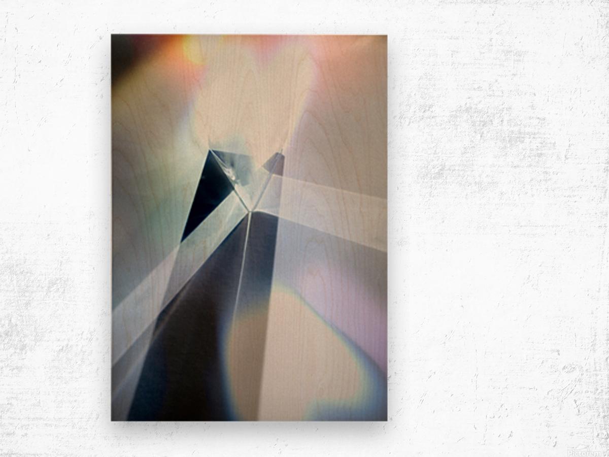 Abstract 1 Wood print