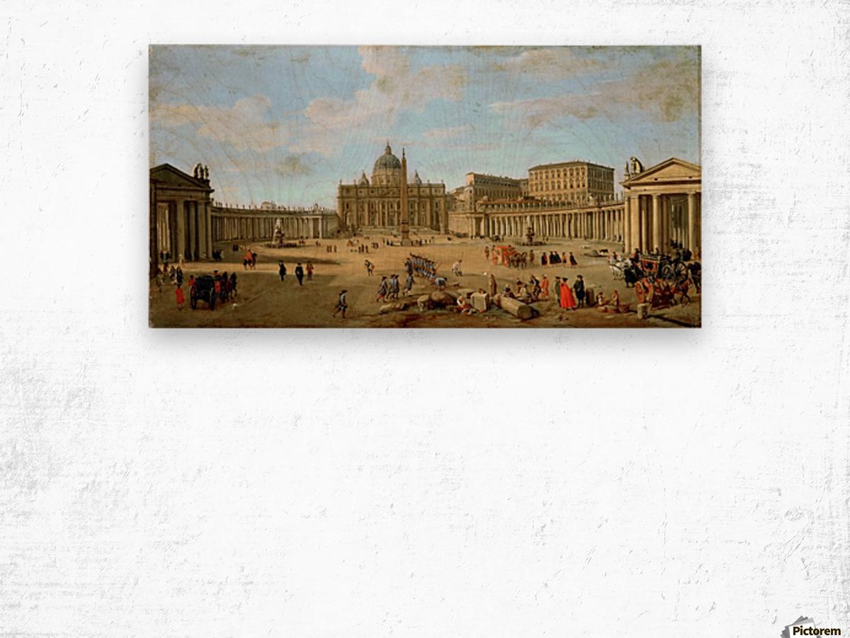 Kunsthistorisches Museum Wood print