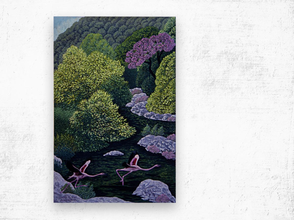 1990 031 Wood print
