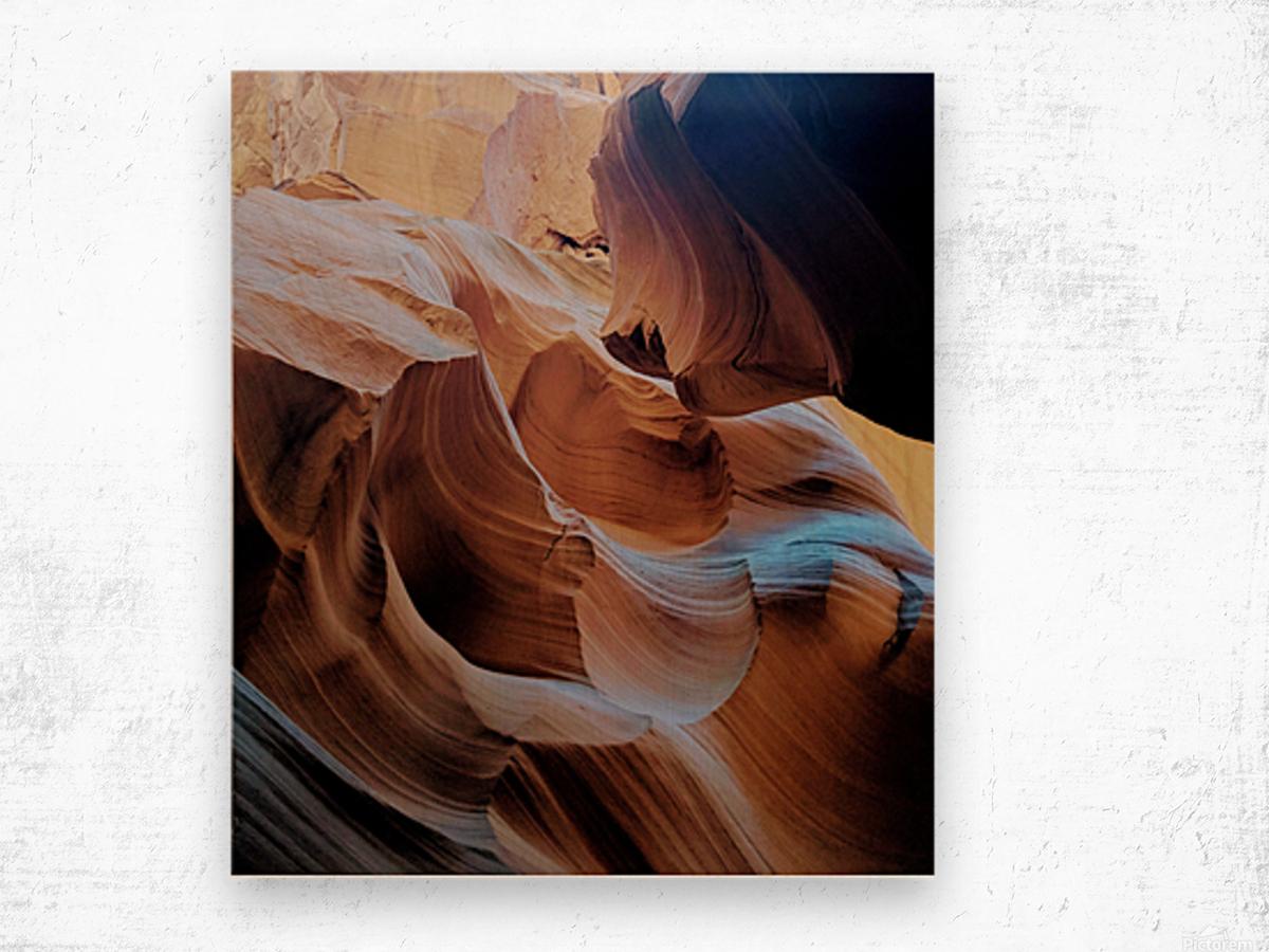 Sunkissed II Wood print