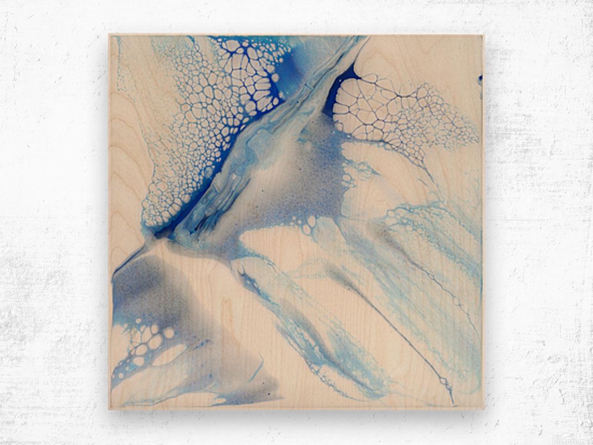 Slip Wood print