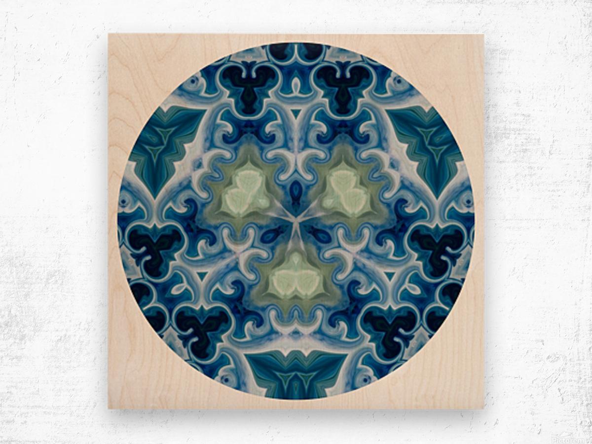 MDB6  Wood print