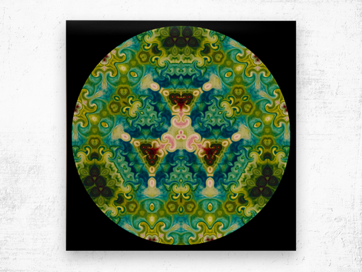 MDN13  Wood print