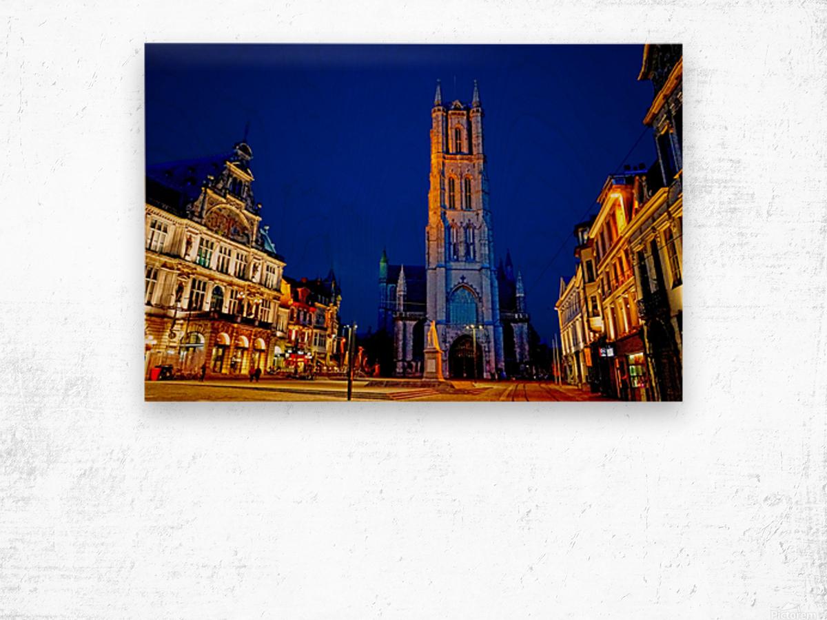 Beautiful Belgium 2 of 7 Wood print