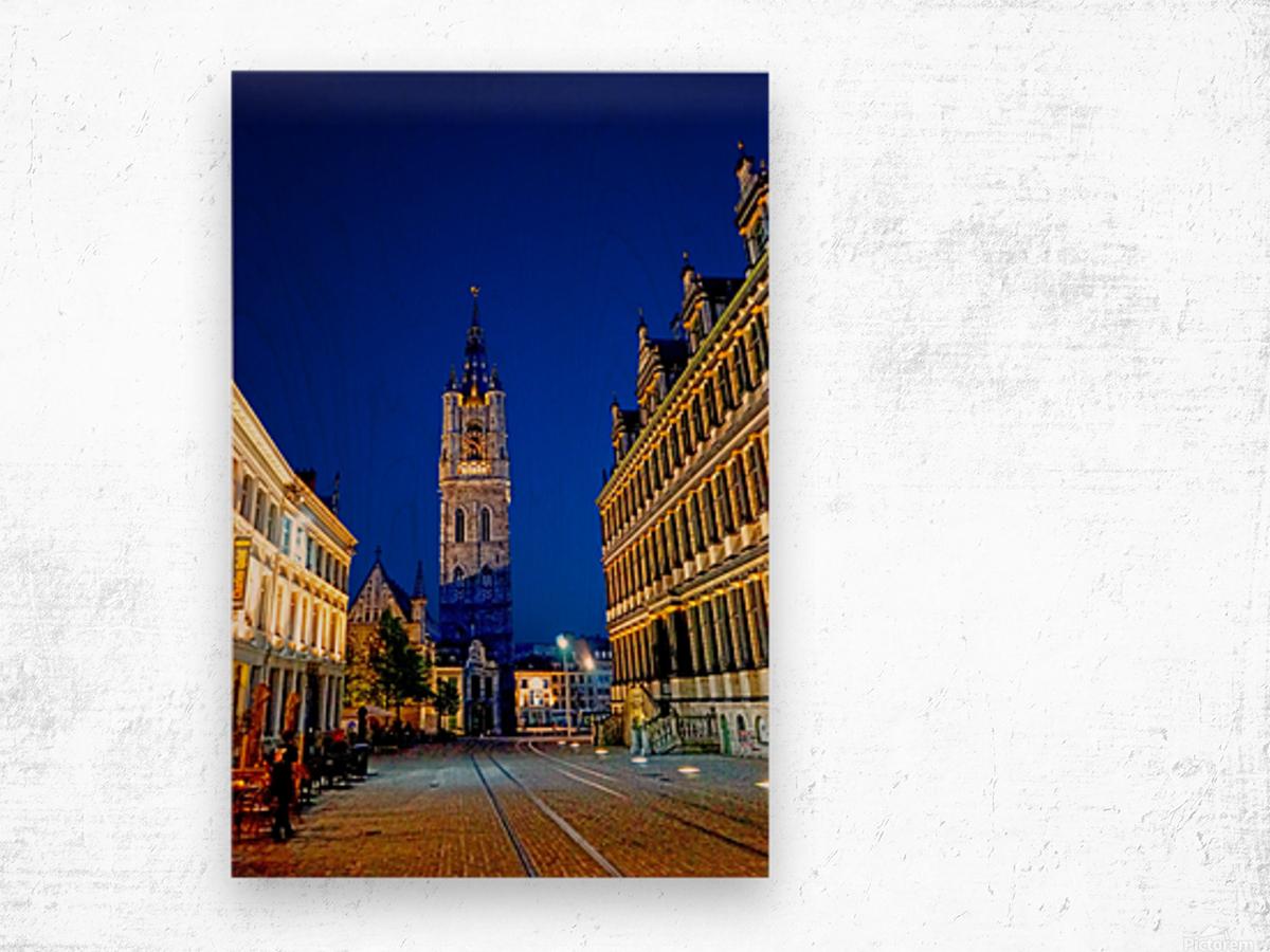 Beautiful Belgium 4 of 7 Wood print