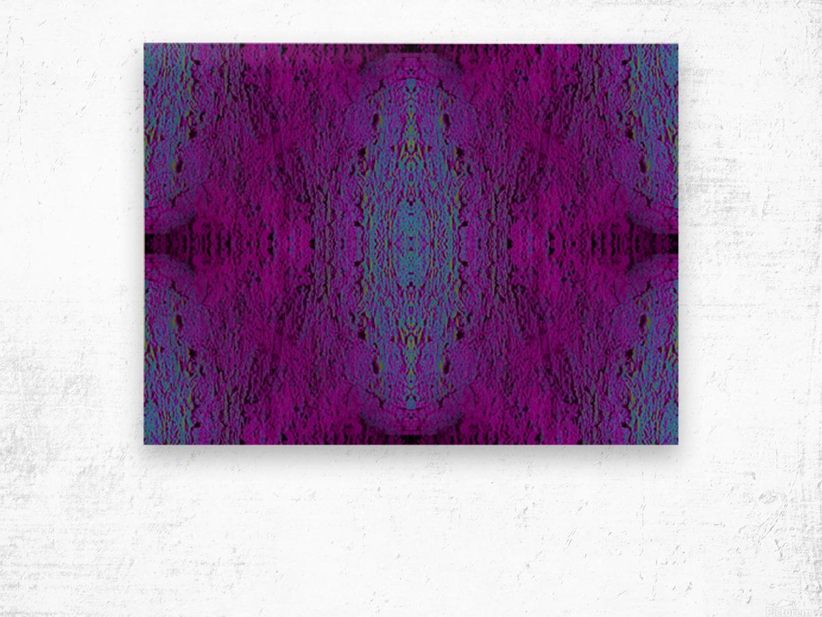 Portal  107  Wood print