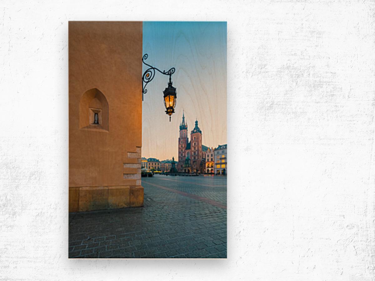 KRAKOW 02 Wood print