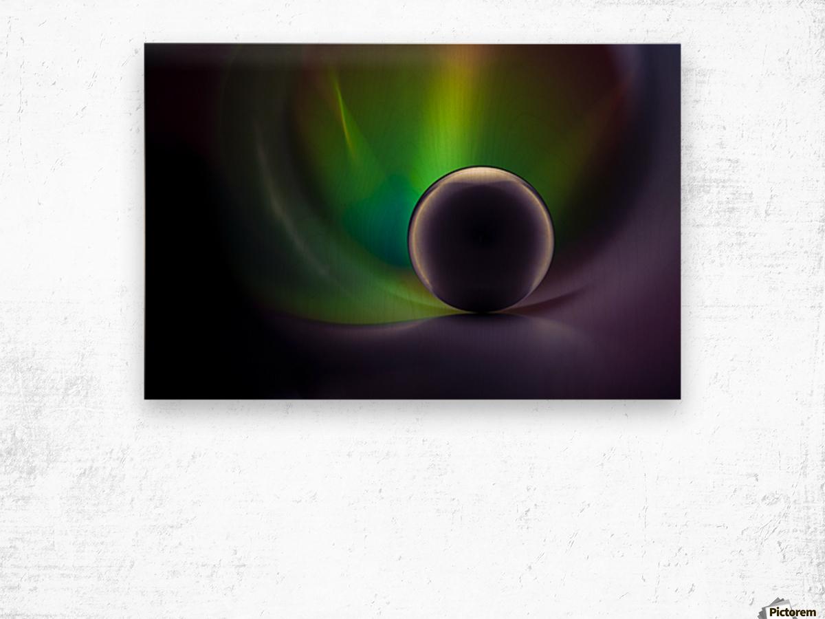 Dragon Ball by Raffaele Spettoli  Wood print