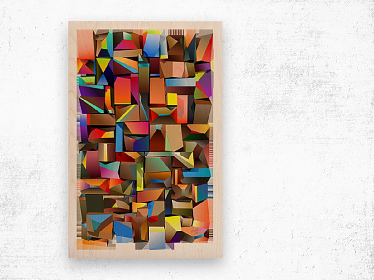 MDP2-V2 Wood print