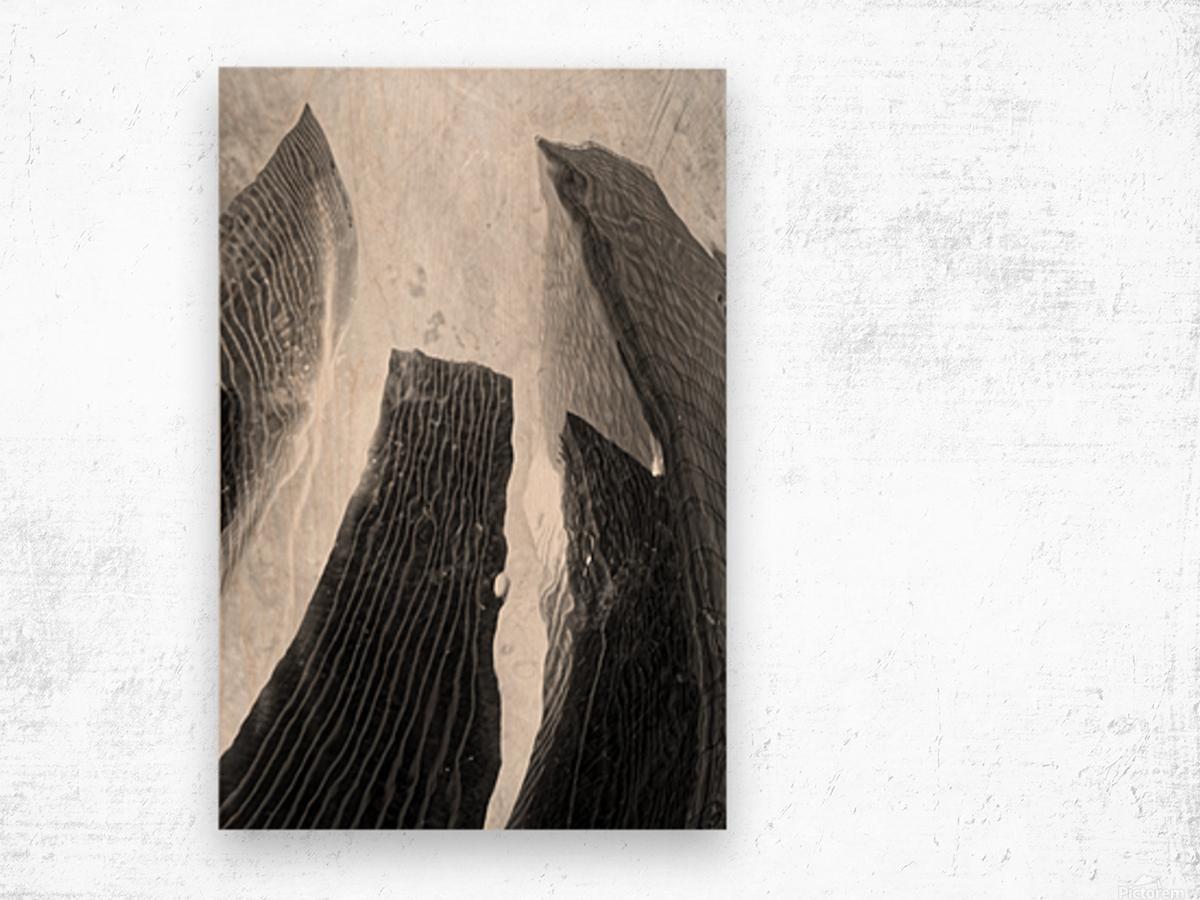 La Defense towers Impression sur bois