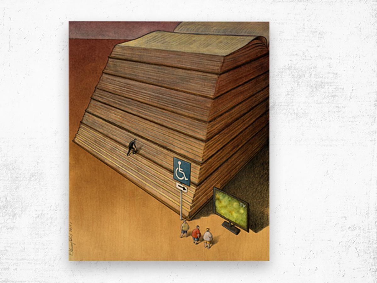 Disable Wood print