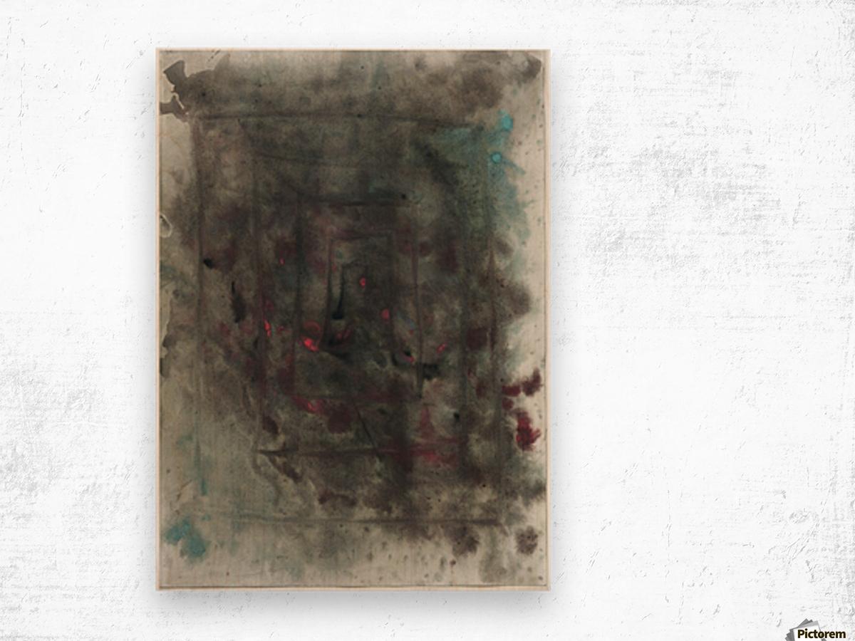 Lost Wood print