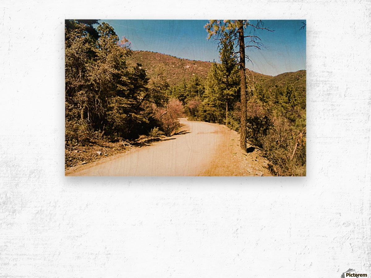 Almost Heaven Arizona Impression sur bois