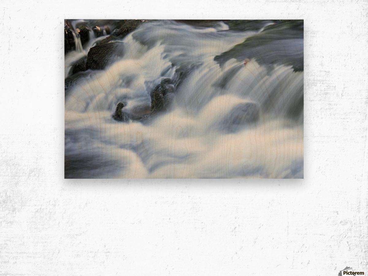 Killarney, Co Kerry, Ireland, O'sullivans Cascade In Killarney National Park Wood print