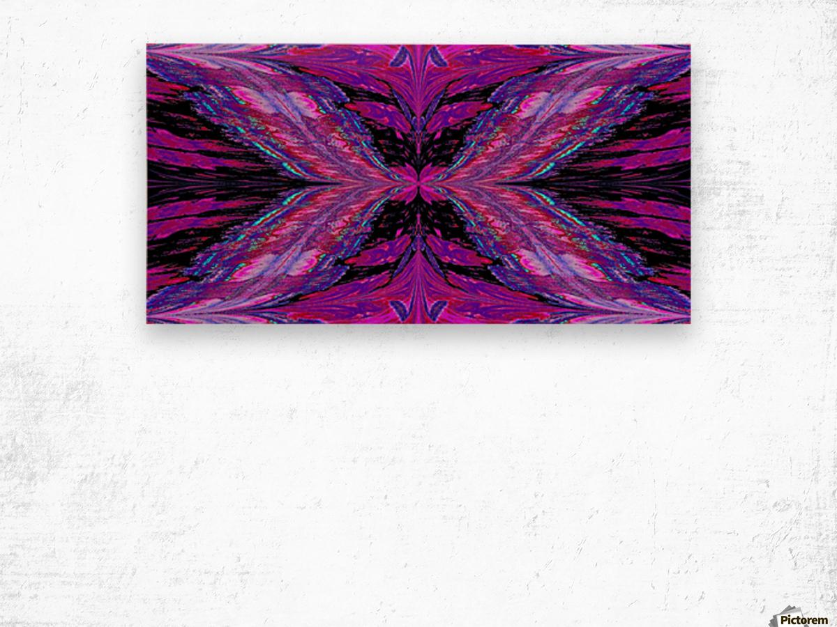 Butterflies For Anastacia 12 Wood print