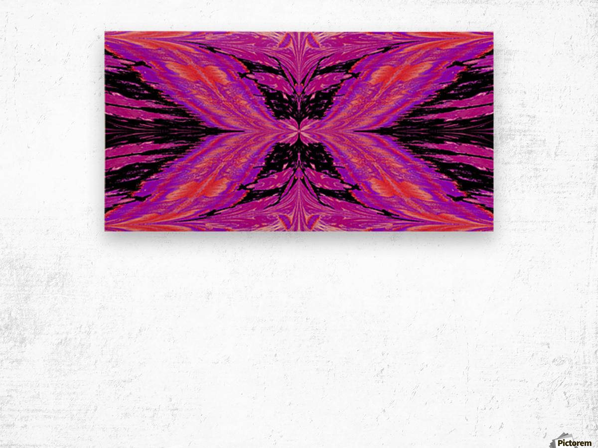 Butterflies For Anastacia 19 Wood print